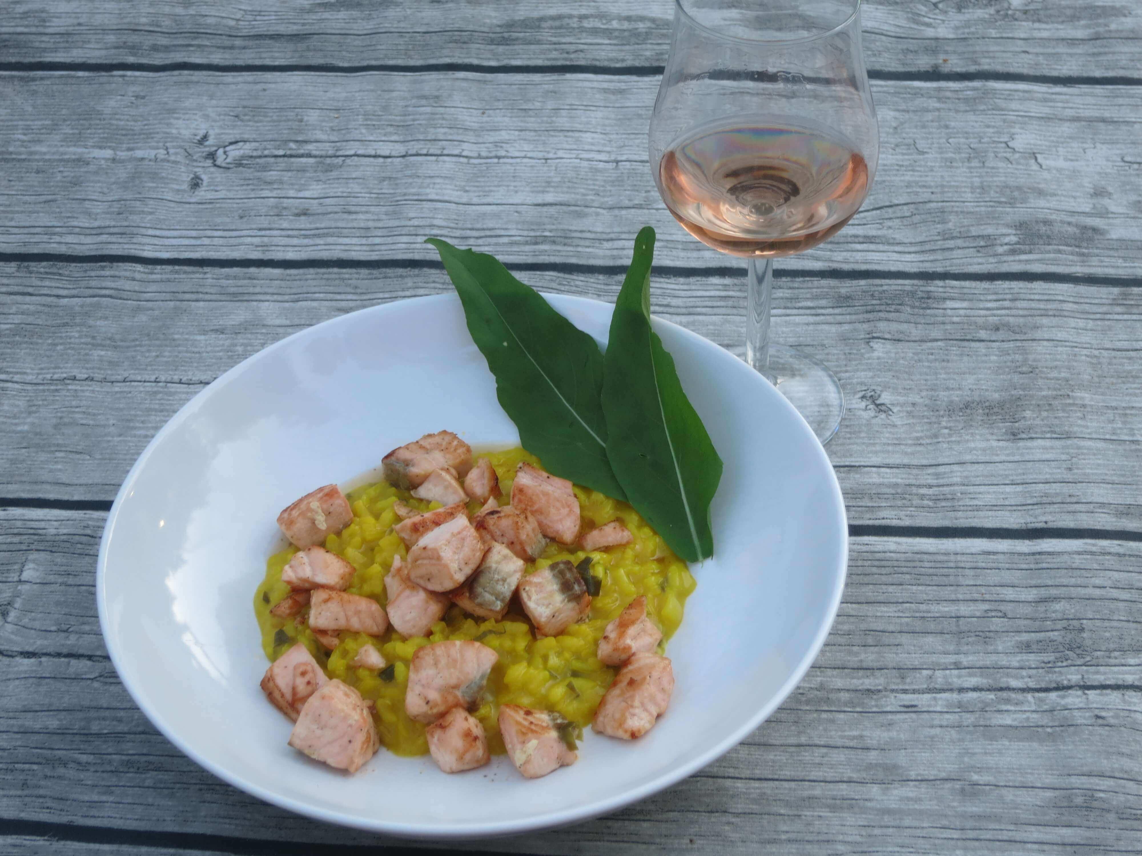 Portabello med belugalinser och chèwre, rostade jordärtskockor och parmesanchip